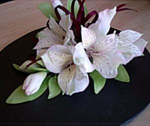 Alstroemeria (Peruvian princess lily)