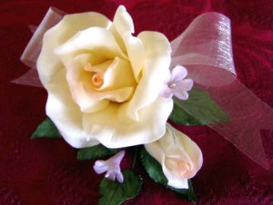Formal rose