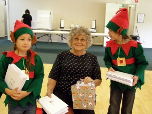 Elves and Mary Christmas