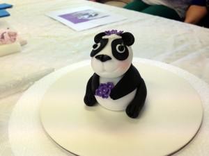 Panda bride