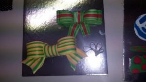 Stylish bows