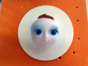 Big-eyed dolls