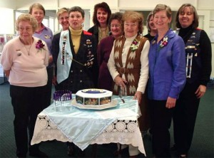 Sydney Branch Committee and Life Members