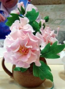 Petticoat hibiscus