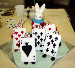 Playing card people