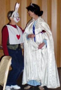 Margaret Tesoriero and Barbara Newton