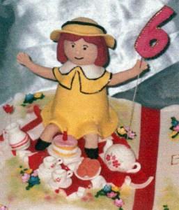 Madeline figurine